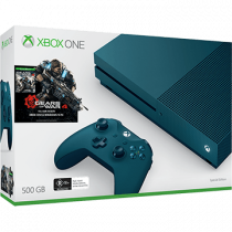 Xbox One S + Selected Game + Gears Of War 4 for just $249.00