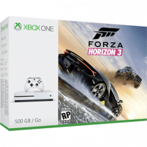 Xbox One S + Forza Horizon 3 for just £279.99