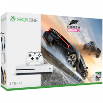 Xbox One S + Forza Horizon 3 for just £299.99