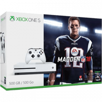 Xbox One S + Madden NFL 18 for just £248.00
