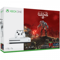 Xbox One S + Halo Wars 2 for just $288.00