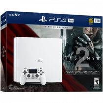PS4 Pro + Destiny 2 + Uncharted: The Lost Legacy for just $399.99
