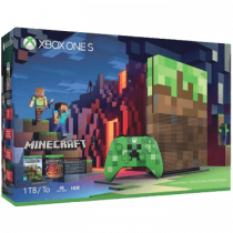 Xbox One S + Minecraft for just $280.00