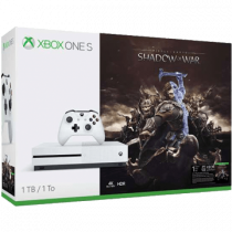 Xbox One S + Middle-Earth: Shadow of War + Assassin's Creed: The Ezio Collection for just $249.00