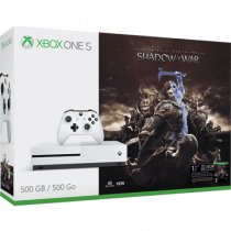 Xbox One S + Middle-Earth: Shadow of War for just $289.00
