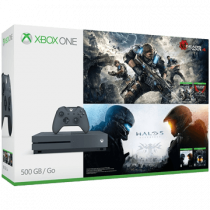 Xbox One S bundled with 4 additional items for just £299.99