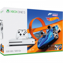 Xbox One S + Forza Horizon 3 + Xbox Live 3 Months Gold Membership for just $259.99