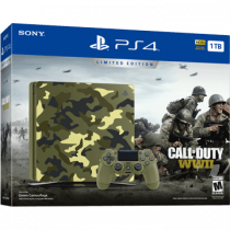PS4 Slim + Call of Duty: WWII for just $299.99