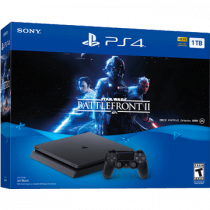 PS4 Slim + Star Wars: Battlefront II for just $299.00