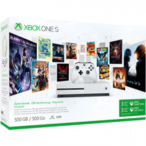 Xbox One S + Xbox Live 3 Months Gold Membership for just $299.00