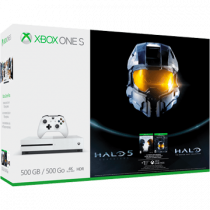 Xbox One S + Halo: Master Chief Collection + Halo 5: Guardians for just $229.00