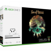 Xbox One S + Assassin's Creed: The Ezio Collection + Sea of Thieves for just $299.00