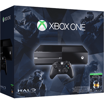 Xbox One Standard + Halo: Master Chief Collection for just $381.95