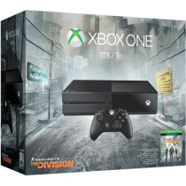 Xbox One Standard + Tom Clancy's The Division for just $319.99