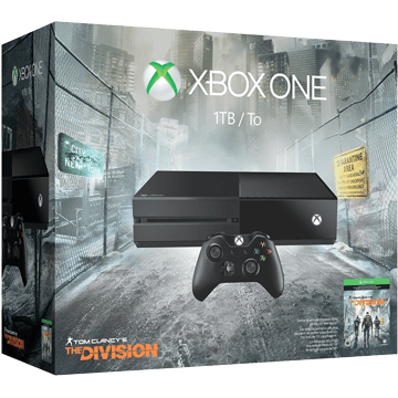 Xbox One Standard + Tom Clancy's The Division for just $289.23