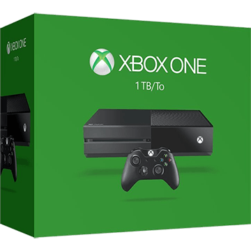 Xbox One Standard for just $377.87
