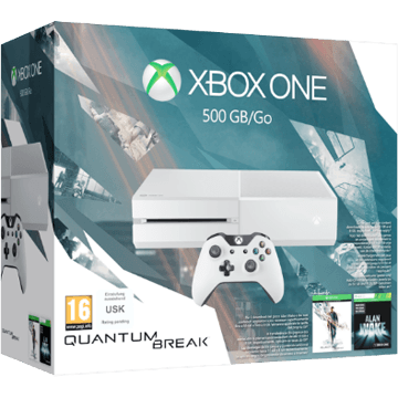 Xbox One Standard + Quantum Break for just $278.22