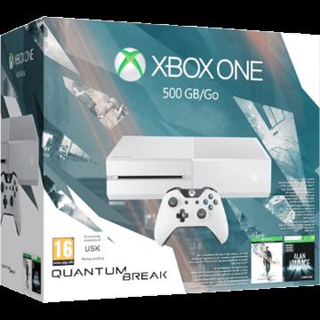 Xbox One Standard + Quantum Break for just $247.00