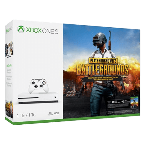 Xbox One S + PlayerUnknown's Battlegrounds for just $299.99