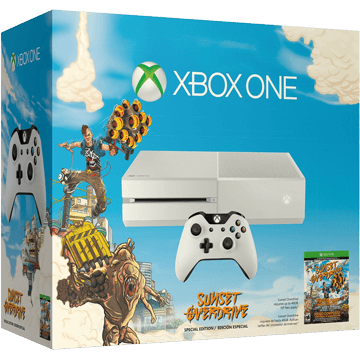 Xbox One Standard + Sunset Overdrive for just $363.18
