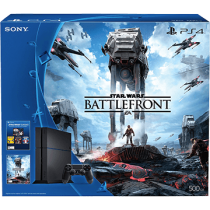 PS4 Standard + Star Wars: Battlefront Ultimate Edition for just $428.88