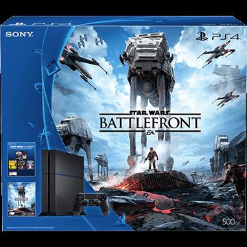 PS4 Standard + Star Wars: Battlefront for just $509.13