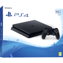Black PS4 Slim 500GB from Walmart for $269.00