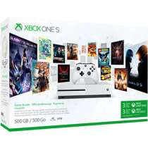 Xbox One S + Xbox Live 3 Months Gold Membership for just $250.00
