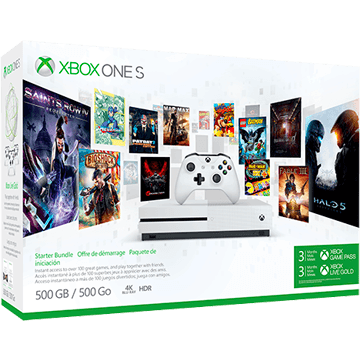Xbox One S + Xbox Live 3 Months Gold Membership for just $245.00