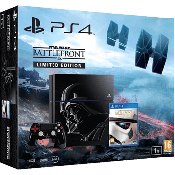 PS4 Standard + Star Wars: Battlefront for just $429.99