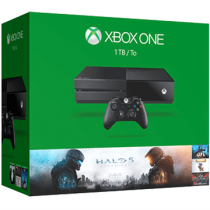 Xbox One Standard bundled with 4 additional items for just $334.60