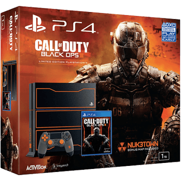 PS4 Standard + Call of Duty: Black Ops III for just $659.00