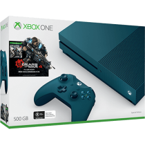 Xbox One S + Gears Of War 4 for just $288.99