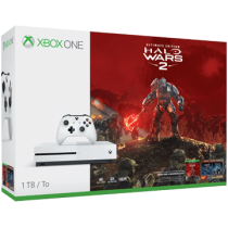 Xbox One S + Halo Wars 2 for just $285.90