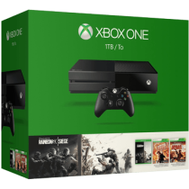 Xbox One Standard + Tom Clancy's Rainbow Six: Siege for just $349.99