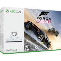 Xbox One S + Forza Horizon 3 for just $263.09