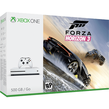 Xbox One S + Forza Horizon 3 for just $279.99