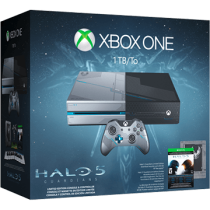 Xbox One Standard + Halo 5: Guardians for just $373.46