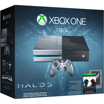 Xbox One Standard + Halo 5: Guardians for just $449.00