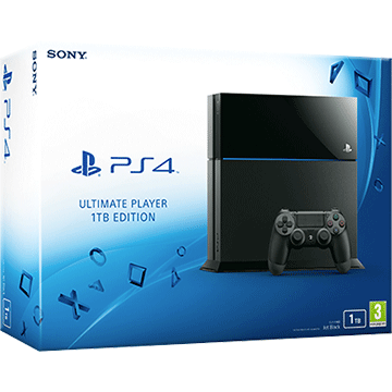PS4 Standard for just $369.00
