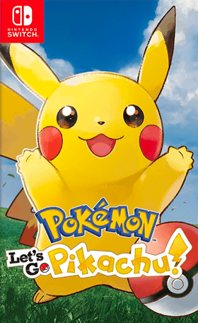 Pokemon Let's Go Pikachu!