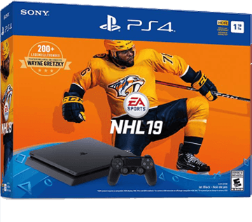PS4 Slim + NHL 19 for just $348.00
