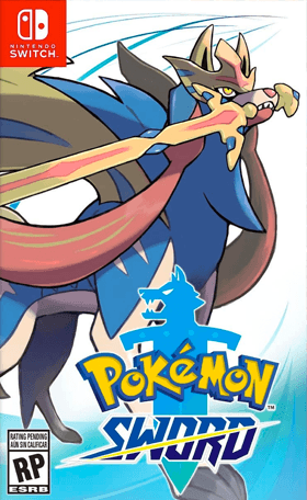 Pokemon Sword