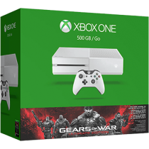 Xbox One Standard + Gears of War: Ultimate Edition for just $259.99