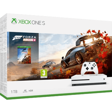 Xbox One S + Forza Horizon 4 for just $239.99