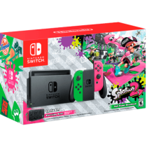 Nintendo Switch Switch + Splatoon 2 for just $490.00