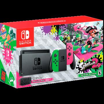 Nintendo Switch Switch + Splatoon 2 for just $548.72