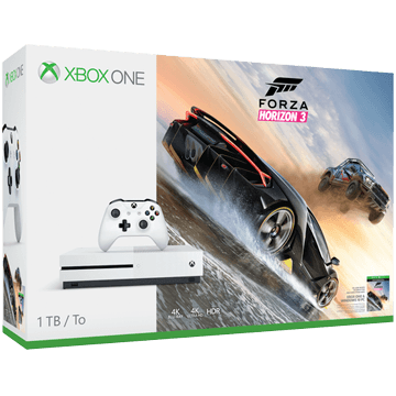 Xbox One S + Forza Horizon 3 for just $287.94