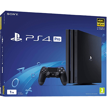 PS4 Pro for just $399.99