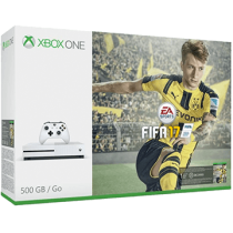Xbox One S + FIFA 17 for just $276.99